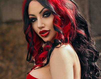 Dani Divine red