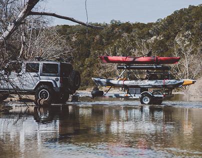 10 Best Kayak Trailers