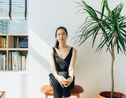 LYDIA YAP, THE YOUNG SINGAPOREAN JEWELLER