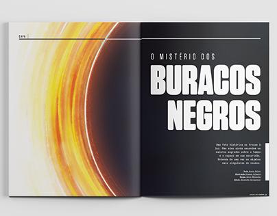 O MISTÉRIO DOS BURACOS NEGROS | Superinteressante