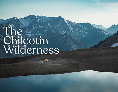 The Chilcotin Wilderness