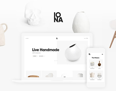 Iona - Handmade & Crafts Shop WordPress Theme