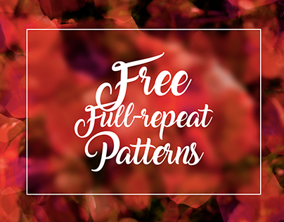 Free Full-repeat Patterns