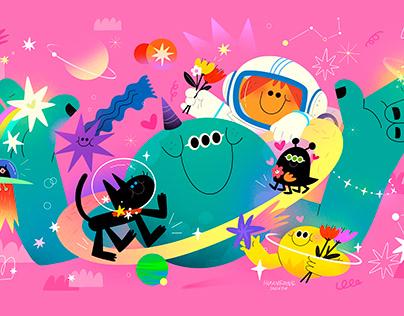 Illustration for OPPO