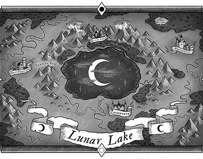 Lunar Lake Map