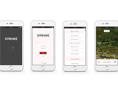 Strike App (Zippo Rebrand)