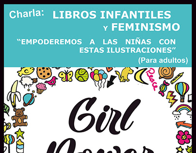 Talk about children´s books and Girl Power