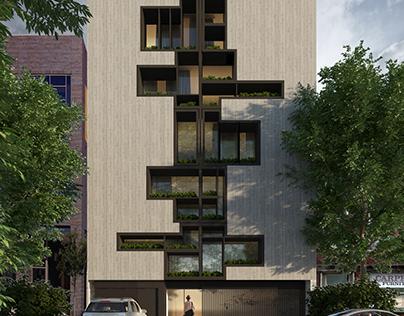 Multifamily Modern Building