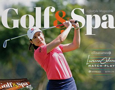 Anuncio Golf&Spa Lifestyle Magazine