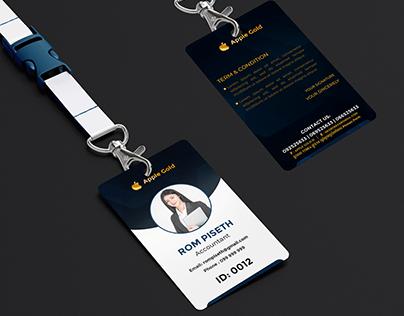 ID Card Design