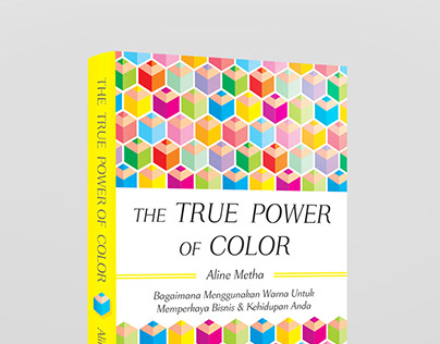 Book Cover : The True Power of Color