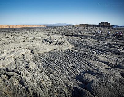 Erta Ale Lava Plateau - 1 -
