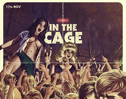In The Cage [LIVE]