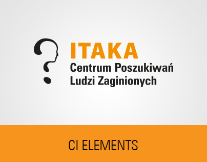 Fundacja ITAKA - Corporate Identity elements