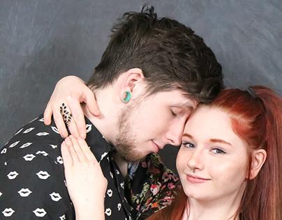 Couple Portrait Pose