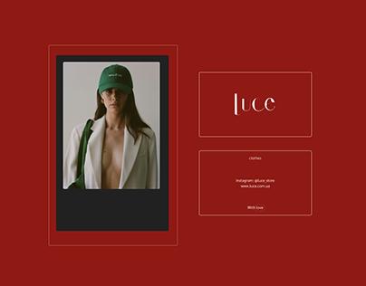 branding х identity   clothing brand