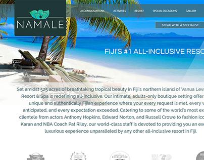 Namale Resort in Fiji