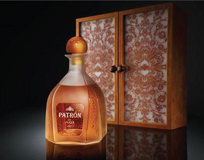 Patrón En Lalique Serie 1