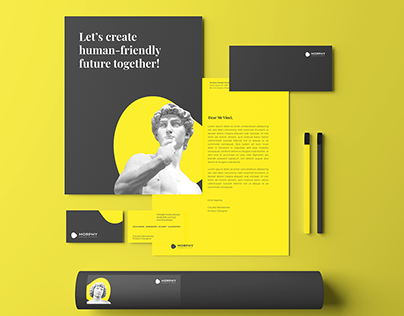 Morphy - Personal Brand Identity Project