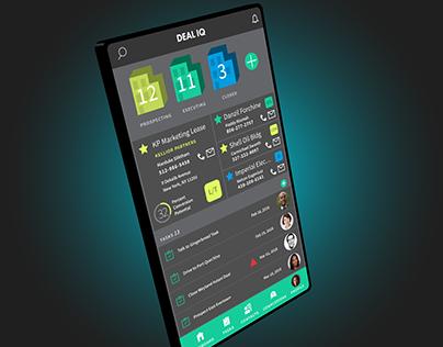UI for Commercial Real Estate App
