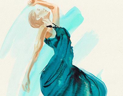 I N K / Dance