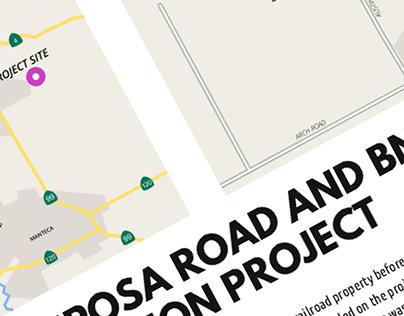 Mariposa Road Grade Separation Project Profile