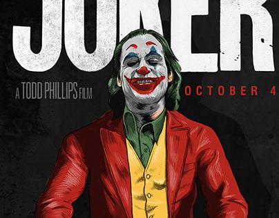 Joker - Alternate Movie Poster