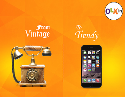 OLX FB marketting banners