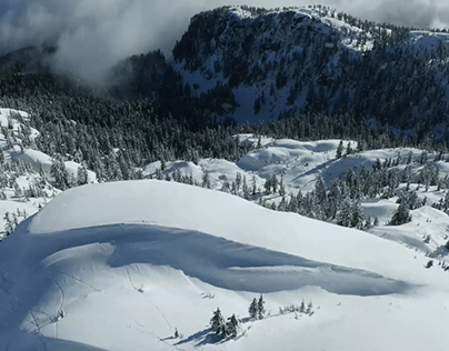CC Rainfall + CC Snowfall Transitions in After Effects