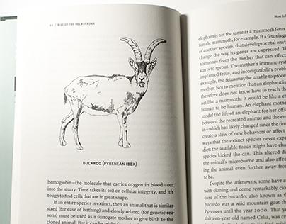 Rise of the necrofauna a book by Britt Wray