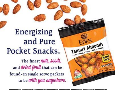 Pocket Snack ad