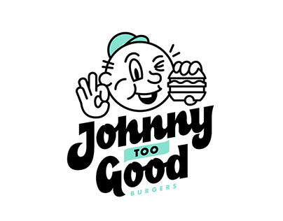 Johnny Too Good Burgers