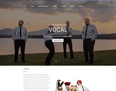 Strona vocal.com.pl