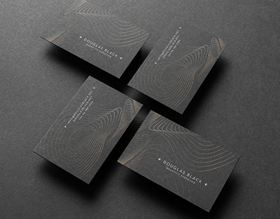 Douglas Black Corporate Identity