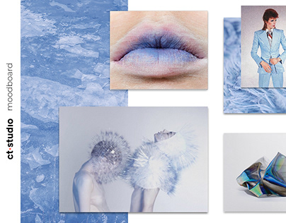 ctstudio - Moodboard: bleu acier