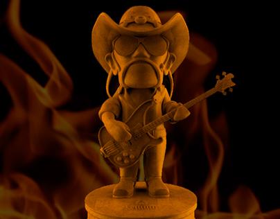 Lemmy Statuette