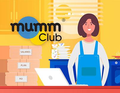 Mumm club | explainer video