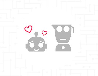 How to sell a bot...meet Blendy!