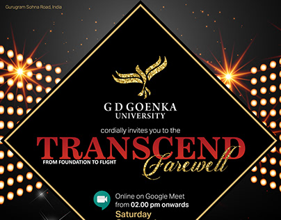GD Goenka Farewell Event