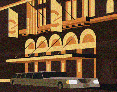 Carnegie Hall illustration