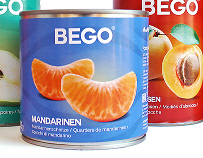 BEGO - Packaging Design