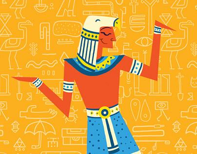 Egyptian way