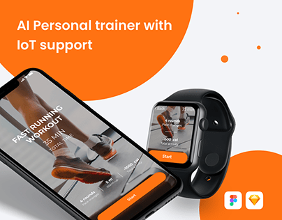 IoT Application for Fitness