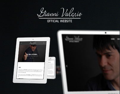 Gianni Valerio - Website