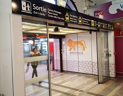Gare SNCF Lyon Perrache