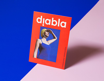 Diabla. Design and page layout catalogue