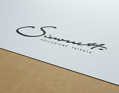 Simonetti - Logo design