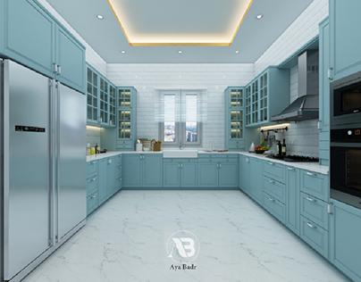 kitchen design in KSA