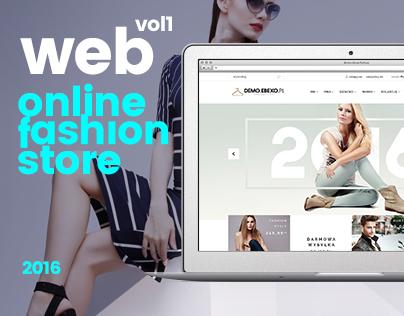 Web / Ecommerce / vol.1