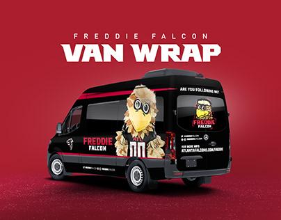 Freddie's Van